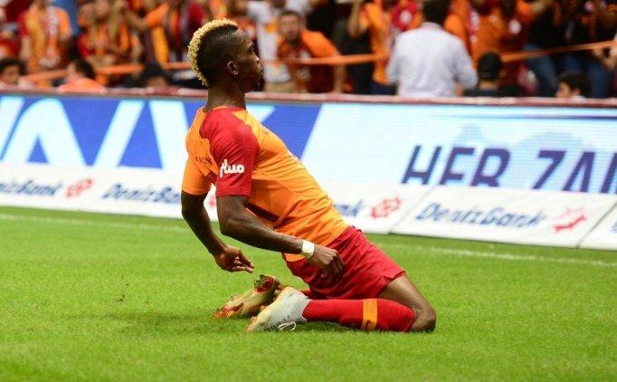 <h2>Galatasaray'ın umudu Henry Onyekuru!</h2>