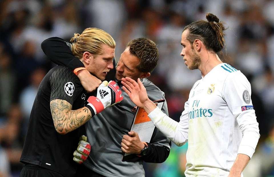 Gareth Bale'dan Beşiktaşlı Karius'a mesaj
