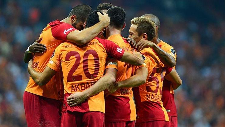 <h2>Grubunun en fakiri Galatasaray</h2>