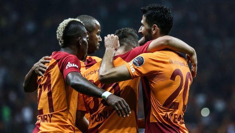 İşte Galatasaray'ın Lokomotiv Moskova karşısındaki 11'i