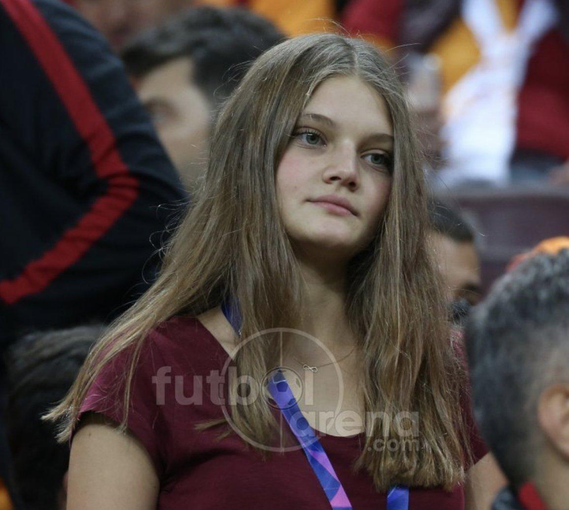 Lokomotiv Moskova maçında Türk Telekom Stadı'nda dikkat çeken görüntü