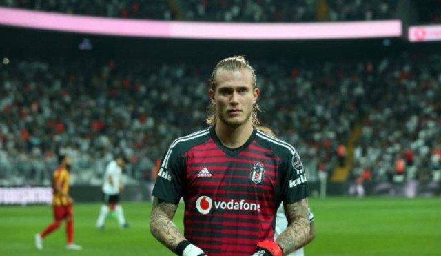 Loris Karius'tan Fenerbahçe'ye derbi öncesi gönderme