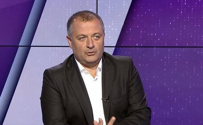 """Mehmet Demirkol açıkladı; Türkiye'nin en iyi santraforu"""""""