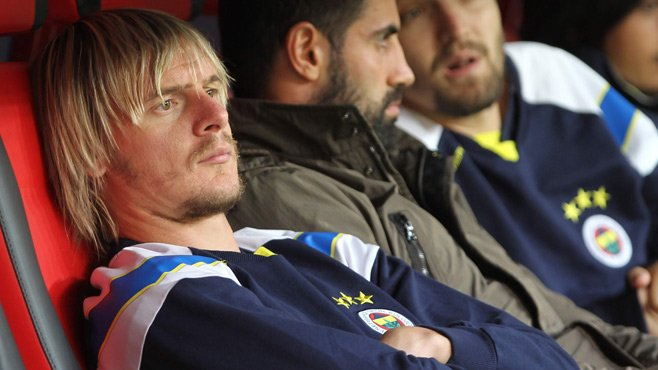 Milos Krasic faciası! \