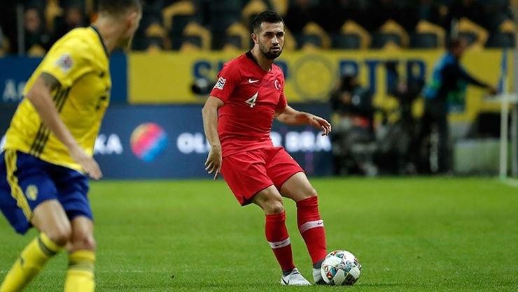 <h2>Ömer Bayram: Bu yüzden Galatasaray'a geldim</h2>