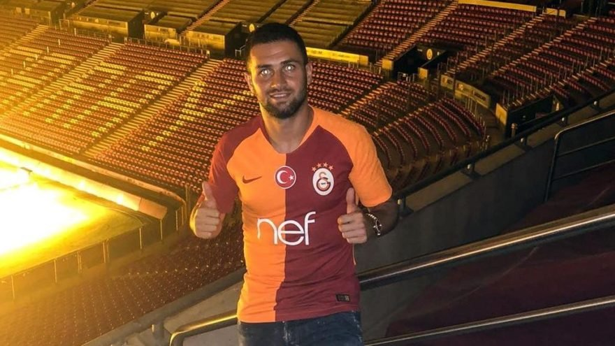 <h2>Ömer Bayram: Galatasaray'a transferim büyük haber oldu</h2>