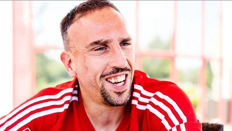 Ribery'den flaş Galatasaray paylaşımı