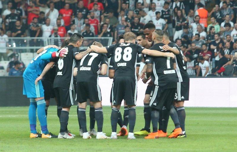 Şenol Güneş'ten sürpriz karar! İşte Beşiktaş'ın 11'i
