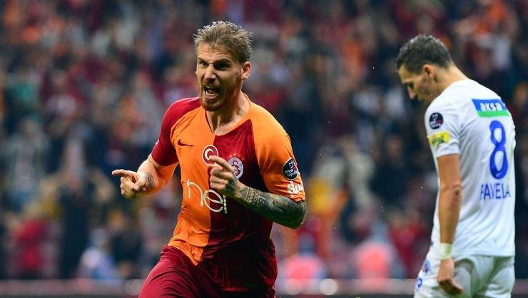 <h2>Serdar Aziz'den Süper Lig'de ikinci gol</h2>