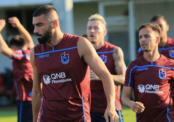 Şok gelişme! Trabzonspor'u TFF'ye şikayet eden Burak Yılmaz şimdi de...