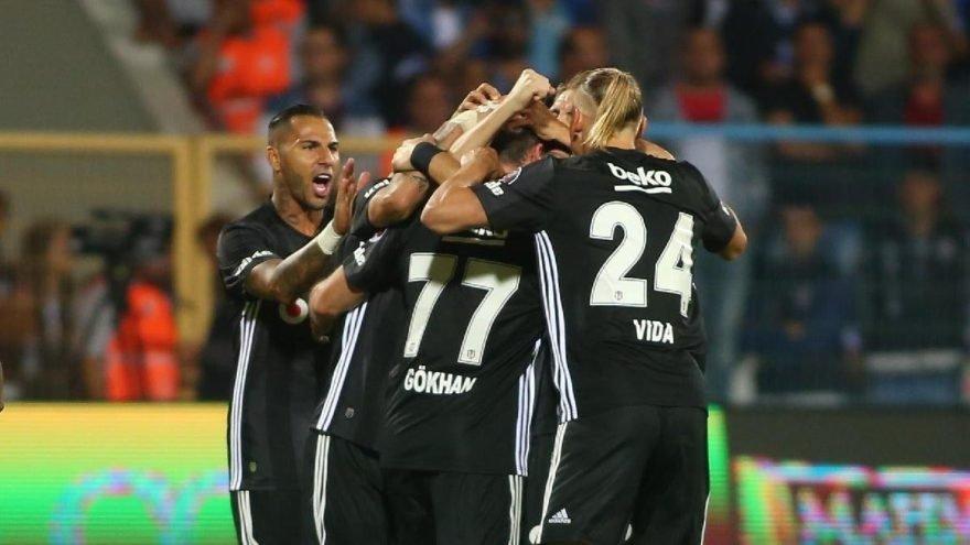 'Ve Beşiktaş'ta 8 milyon euroluk gelişme! Tolgay & Vida...