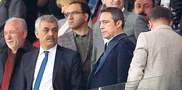 Ali Koç'tan flaş hamle! Galatasaray derbisinde...