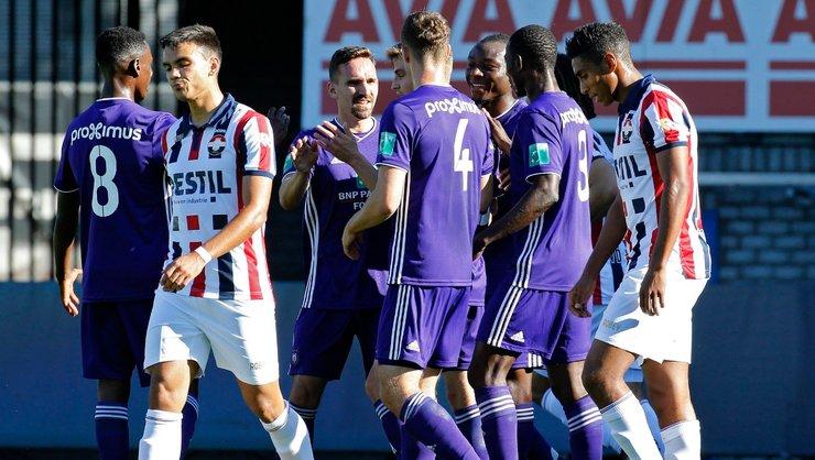 <h2>Anderlecht'ten güzel prova</h2>