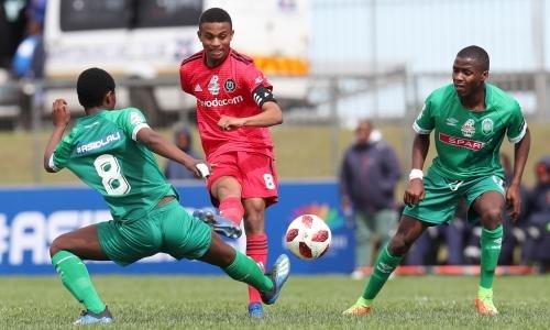 <h2>Augustine Mahlonoko - Orlando Pirates </h2>