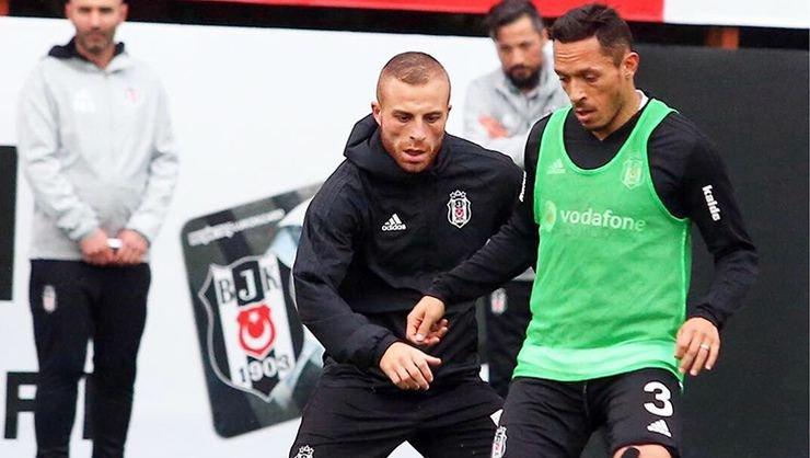 <h2>Beşiktaş, Göztepe maçı hazırlıklarına devam etti</h2>