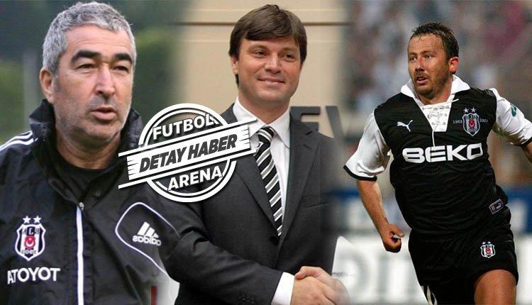 Beşiktaş'ın eski futbolcu ve teknik direktörlerine karşı aldığı sonuçlar