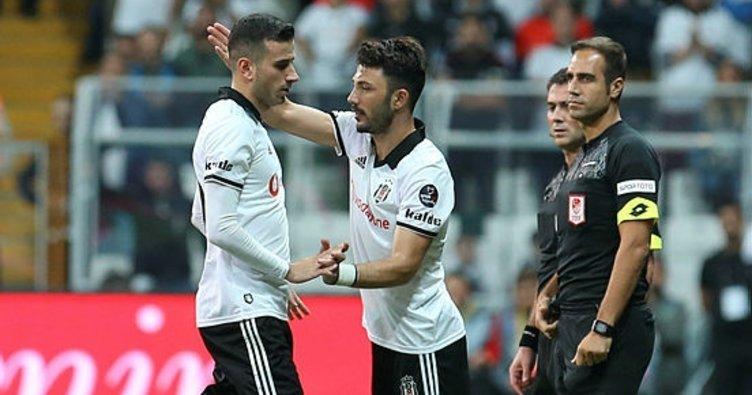 Beşiktaş'ta BOMBA iddia! Tolgay Arslan ve Oğuzhan Özyakup...