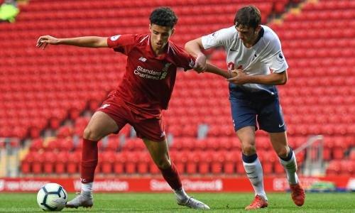 <h2>Curtis Jones - Liverpool</h2>