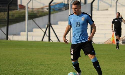 <h2>Emiliano Gómez - Defensor Sporting</h2>