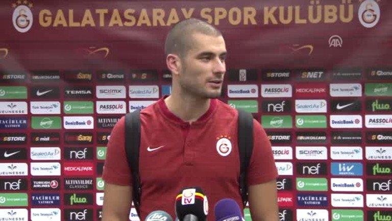 Eren Derdiyok gol sevincini açıkladı