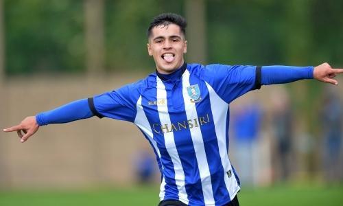 <h2>Eyad Hammoud - Sheffield Wednesday</h2>