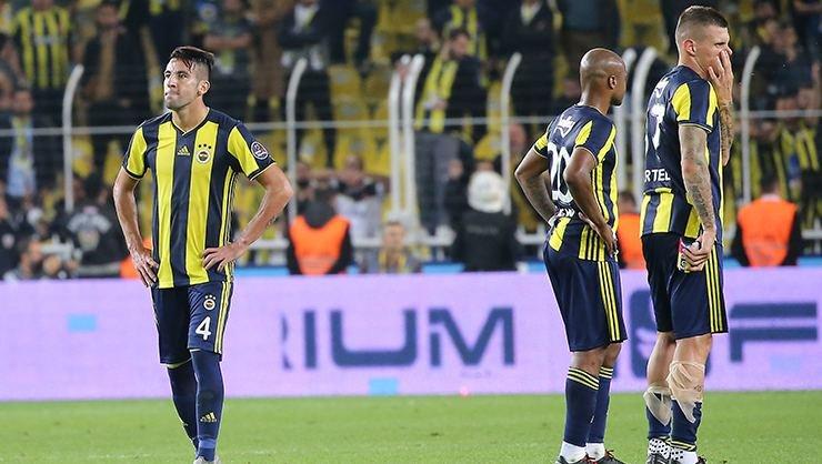 <h2>Fenerbahçe zarar şampiyonu!</h2>