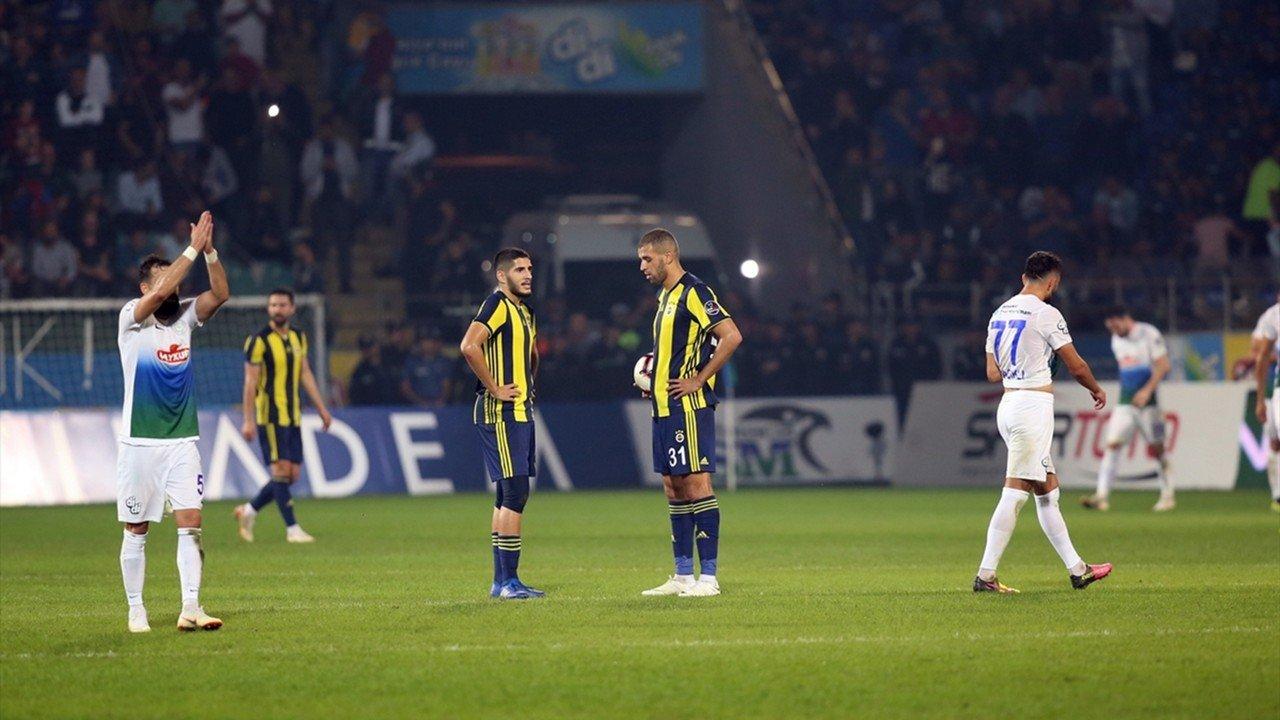 Fenerbahçe'de FLAŞ gelişme! 2 kişinin bileti kesildi