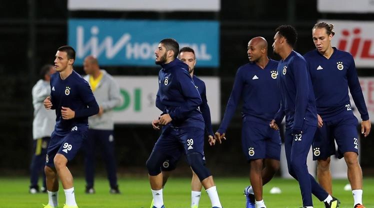 Fenerbahçe'de sürpriz gelişme! Sivasspor maçında ilk 11'de