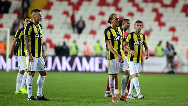 <h2>Fenerbahçe'de teşhis var ama tedavi yok!</h2>
