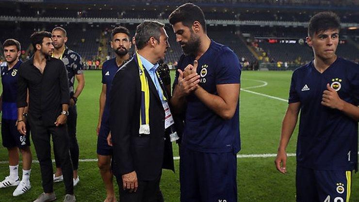 <h2>Fenerbahçe'de Volkan Demirel krizi bitecek gibi değil!</h2>