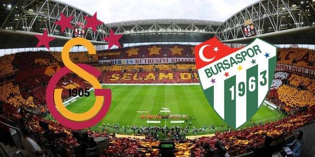 Galatasaray - Bursaspor canlı şifresiz izlenir mi?