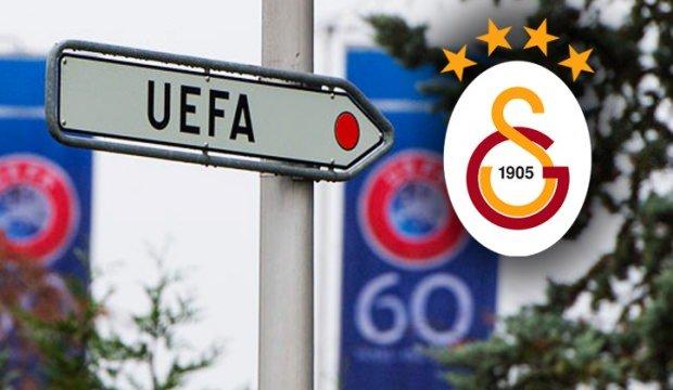 Galatasaray, CAS'a başvurmuştu! UEFA'dan bir şok daha