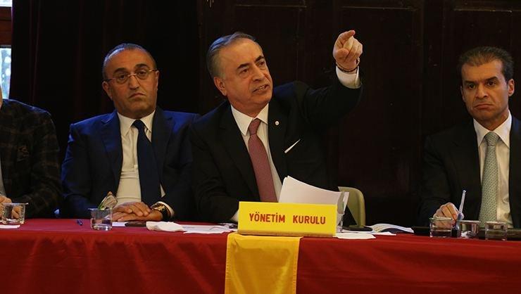 <h2>Galatasaray'da kriz! Üyelerin içerisinde Fenerbahçeli ve Beşiktaşlılar var!</h2>