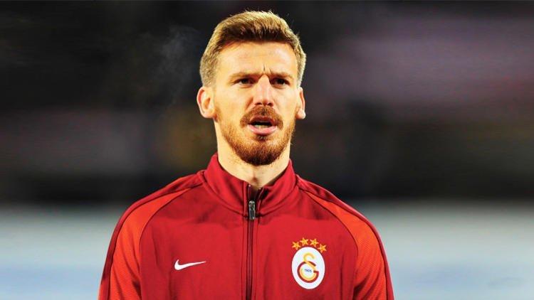 Galatasaray'da son dakika! Serdar Aziz'den flaş gelişme