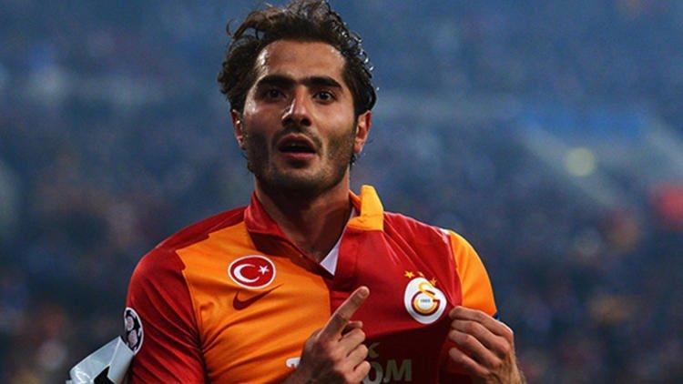 Hamit Altıntop'tan Galatasaray'a öneri; \