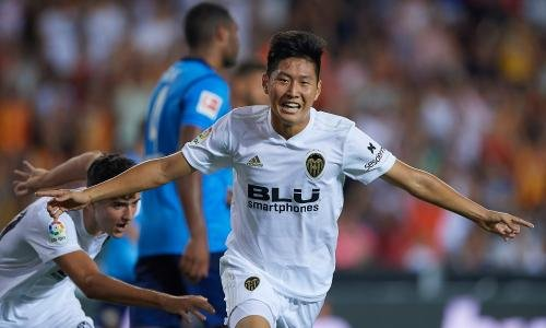 <h2>Lee Kang-in - Valencia</h2>