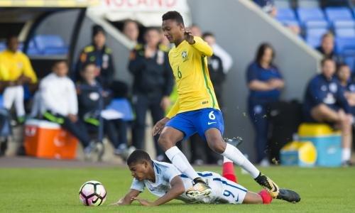 <h2>Luan Cândido - Palmeiras </h2>