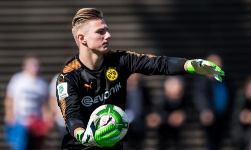 <h2>Luca Unbehaun - Borussia Dortmund </h2>