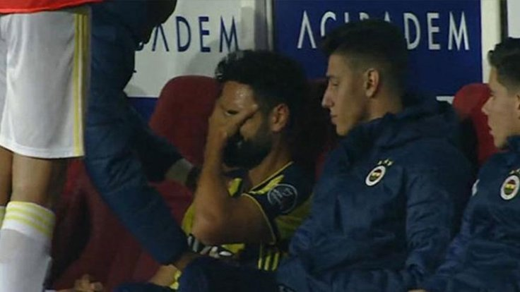 Mehmet Ekici'yi bakın kim ağlattı? İşte o an