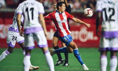 <h2>Pelayo Morilla - Sporting Gijon </h2>