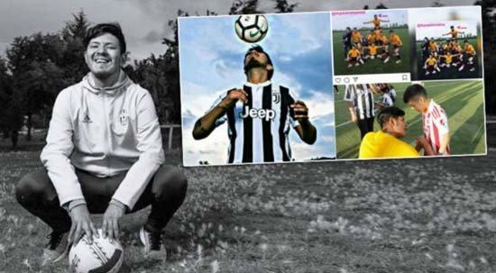 Sahte futbolcu tüm dünyayı kandırdı!