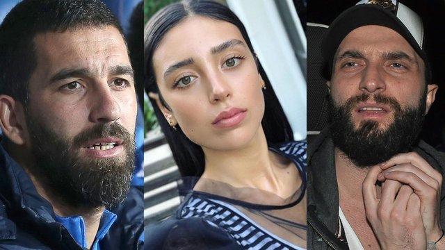Şarkıcı Berkay'dan flaş Arda Turan kararı! Aciz ve korkak