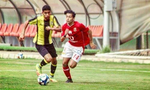 <h2>Shady Radwan - Al Ahly</h2>