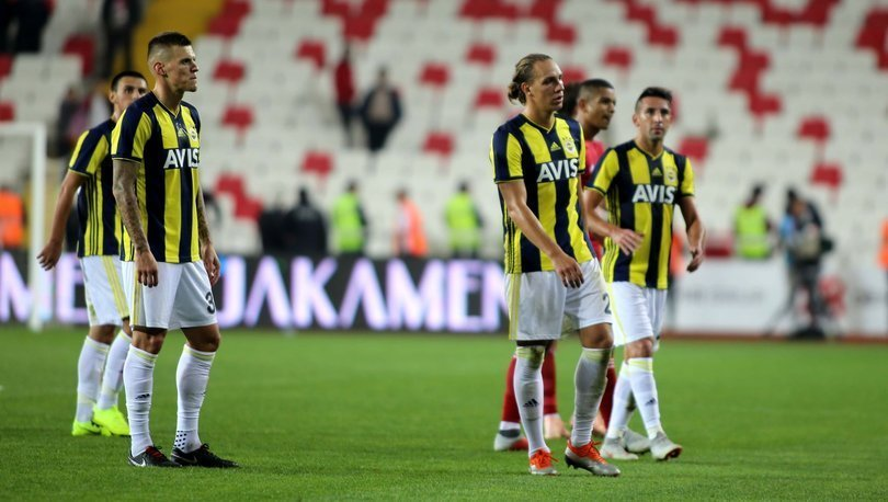 Sivasspor - Fenerbahçe maçına onlar damga vurdu!