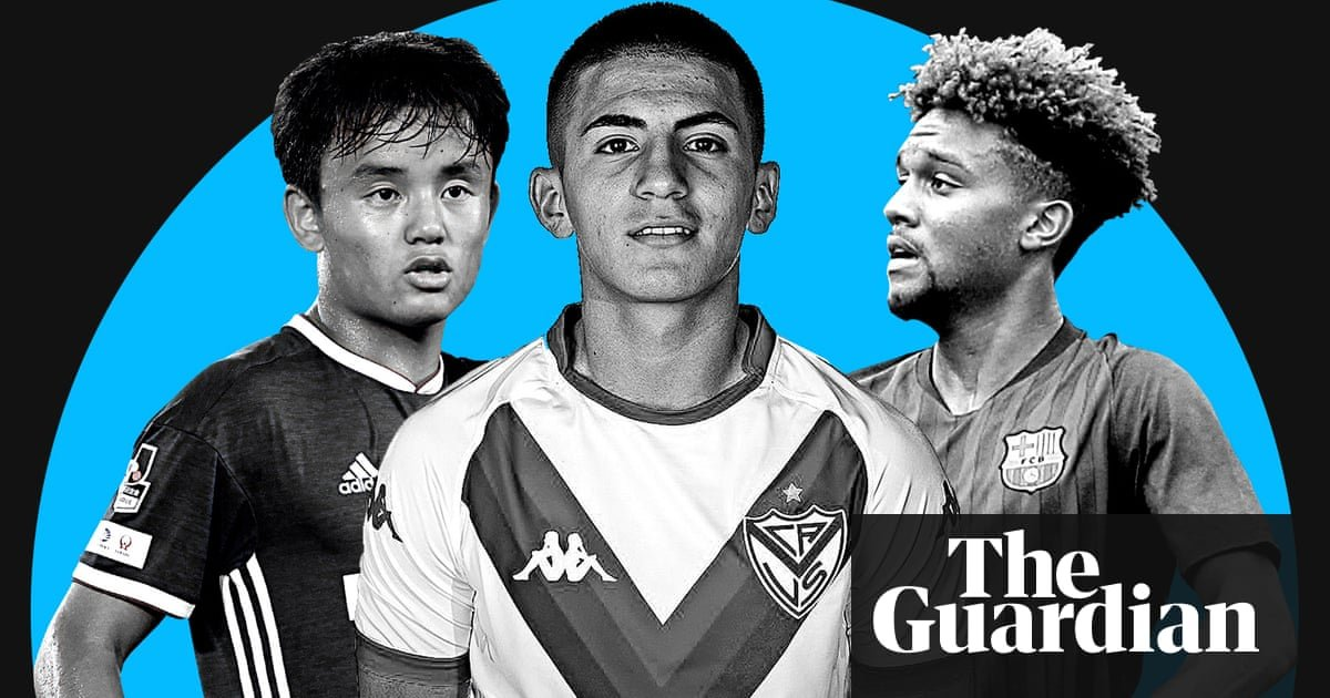The Guardian geleceğin 60 futbolcusunu açıkladı! Listede 2 Türk