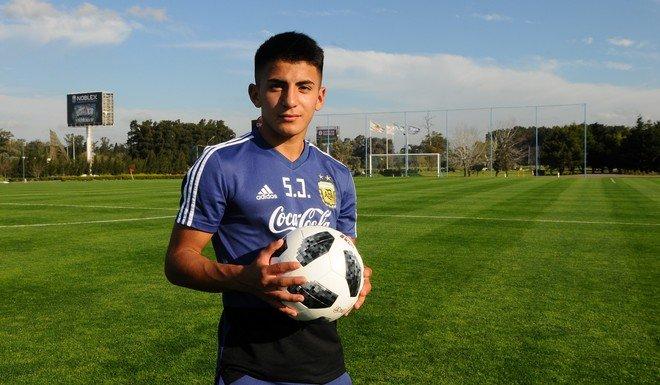 <h2>Thiago Almada - Vélez Sarsfield</h2>