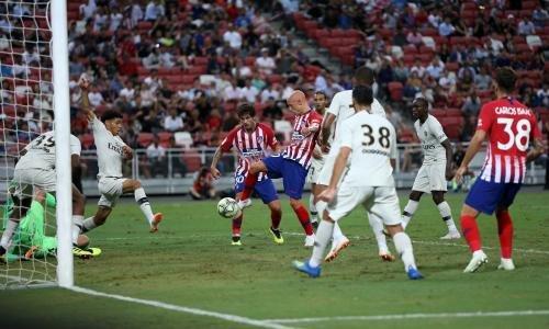 <h2>Víctor Mollejo - Atletico Madrid</h2>