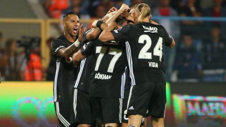 <h2> Araplar'ın gözü yine Beşiktaş'ta</h2>
