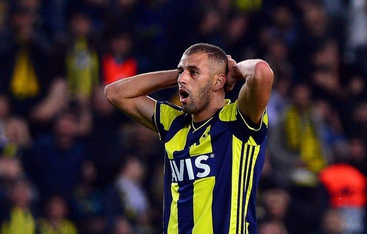 <h2> Fenerbahçe'de Slimani eziyeti</h2>