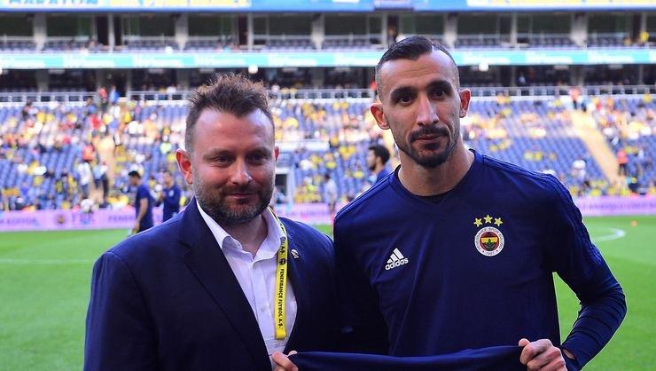 <h2> Fenerbahçe'ye Mehmet Topal müjdesi</h2>